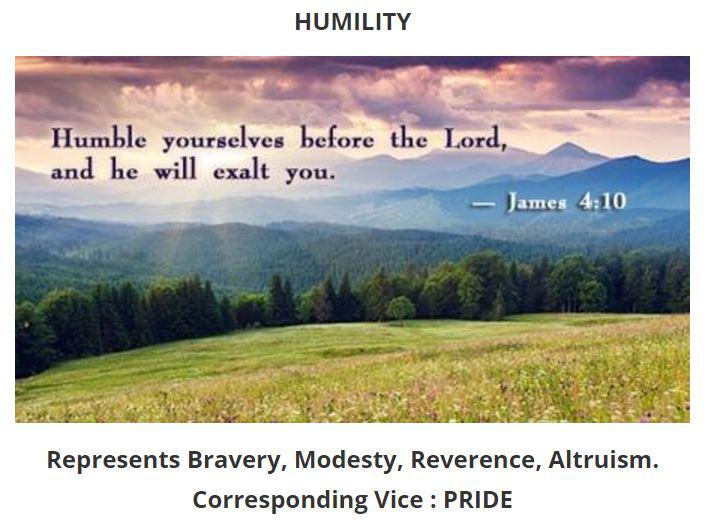 virtue_huminity