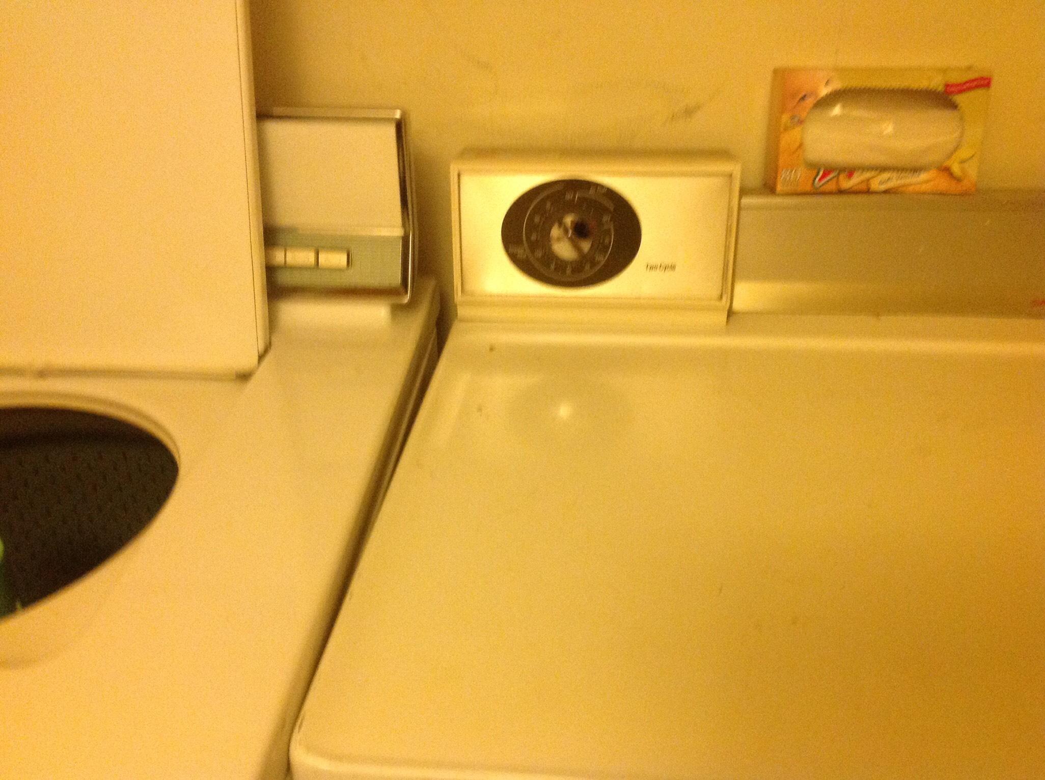 Main bathroom w appliances
